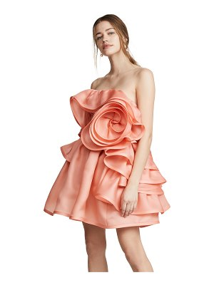 Marc Jacobs allover ruffle dress