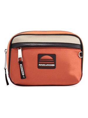 MARC JACOBS Colorblock Fabric Belt Bag
