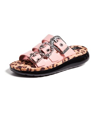 Marc Jacobs emerson buckle sport sandals