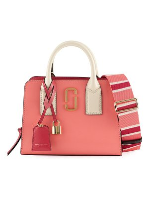 Marc Jacobs Little Big Shot Saffiano Tote Bag