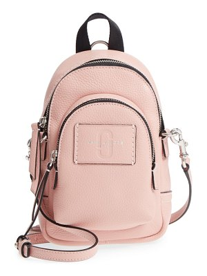 Marc Jacobs mini double pack leather crossbody bag