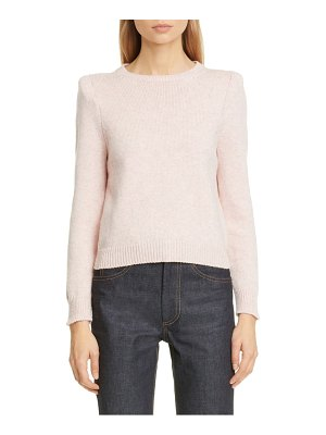 Marc Jacobs padded shoulder sweater