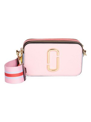 Marc Jacobs the snapshot coated leather camera bag