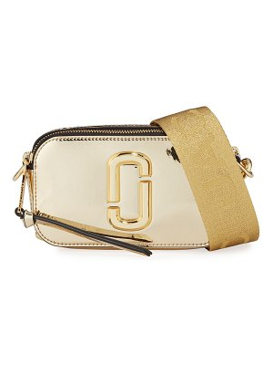 Marc Jacobs Snapshot Mirrored Crossbody Bag
