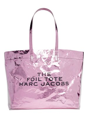 Marc Jacobs The Foil Logo Tote Bag