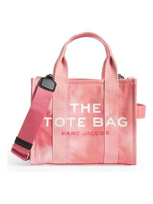 Marc Jacobs the mini traveler canvas tote