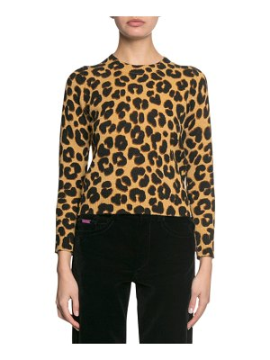 THE MARC JACOBS The Printed Sweater
