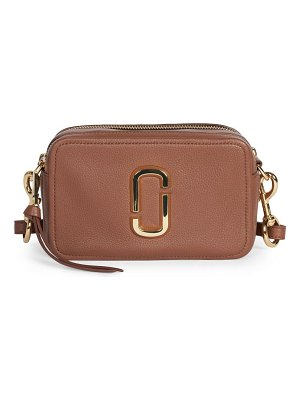 Marc Jacobs the softshot 21 leather camera bag