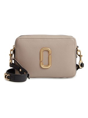 Marc Jacobs the softshot 27 crossbody bag