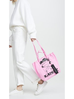 Marc Jacobs x peanuts the tag tote 27