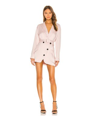 Marissa Webb cyrus suit dress