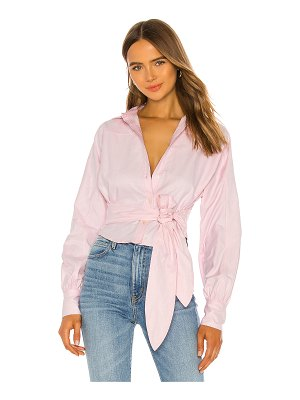 Marissa Webb emmerson oxford shirt