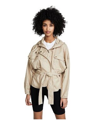Marissa Webb kayla canvas jacket