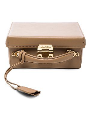 Mark Cross Small Smooth Calf Grace Box Bag