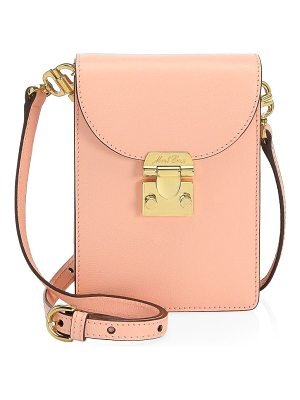 Mark Cross josephine leather mini bag