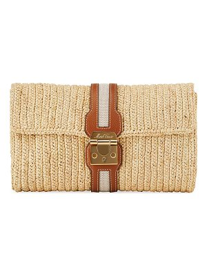 Mark Cross Sylvette Clutch Bag