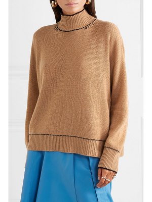 Marni cashmere turtleneck sweater