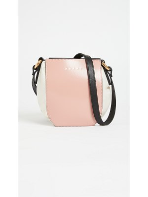Marni drawstring shopping bag