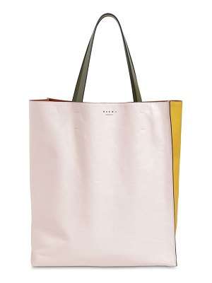Marni Museo soft smooth leather tote