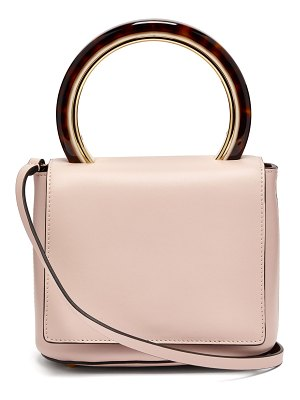 Marni Pannier Small Leather Bag