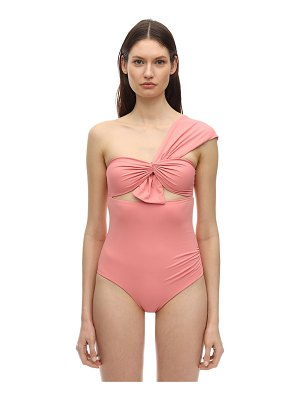 Marysia Swim Venice one-shoulder swimsuit