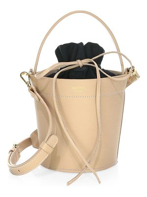 MATEO NEW YORK The Madelaine Bucket Bag