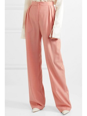 MATÉRIEL wool-blend wide-leg pants