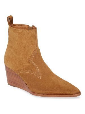 Matisse essentials wedge bootie