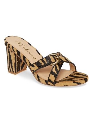 Matisse so long slide sandal