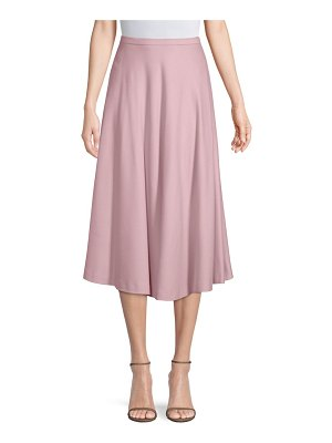 Max Mara cabras full circle midi skirt