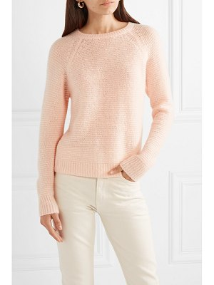 Max Mara cashmere and silk-blend sweater