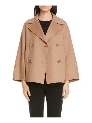 Max Mara connie double breasted wool coat