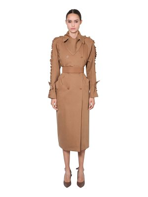 Max Mara Cotton canvas trench coat