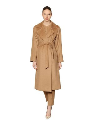 Max Mara Manuela camel long coat