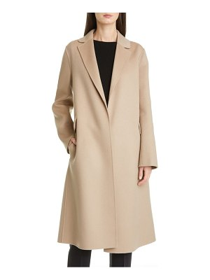 Max Mara polly wool wrap coat