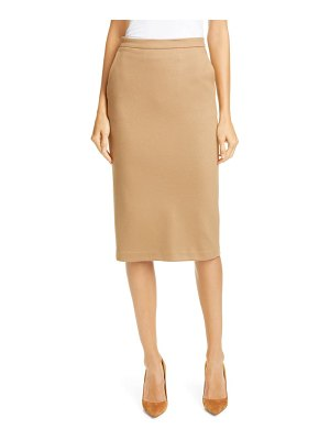 Max Mara rinalda wool pencil skirt