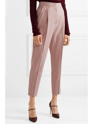 Max Mara wool tapered pants