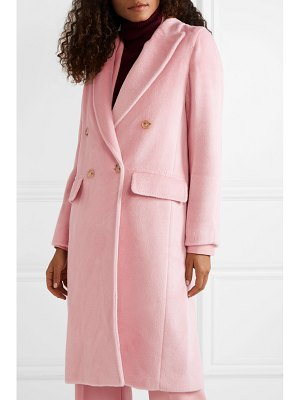 Max Mara zarda double-breasted alpaca coat