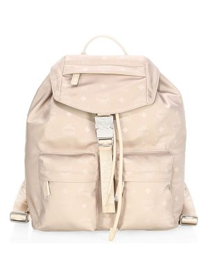 MCM Dieter Nylon Backpack
