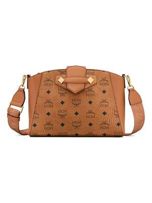 MCM essential visetos crossbody bag