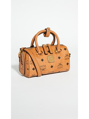MCM essential visetos original boston 18 bag