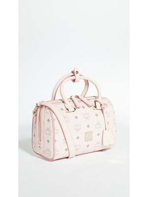 MCM essential visetos original boston 23 bag