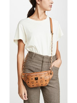 MCM essential visetos original mini crossbody
