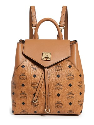 MCM essential visetos original small backpack