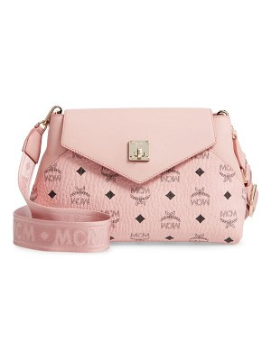 MCM essentials visetos original small crossbody bag