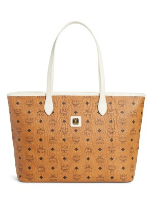 MCM medium liz visetos shopper