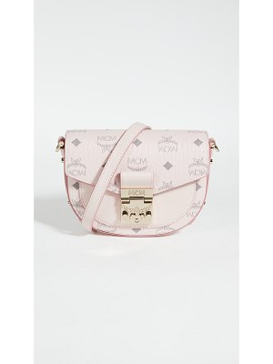 MCM patricia visetos crossbody mini bag