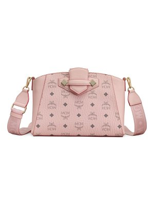 MCM small essential crossbody bag