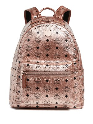 MCM small medium stark studs backpack
