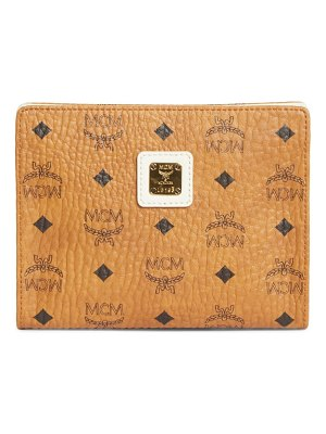 MCM small visetos zip pouch